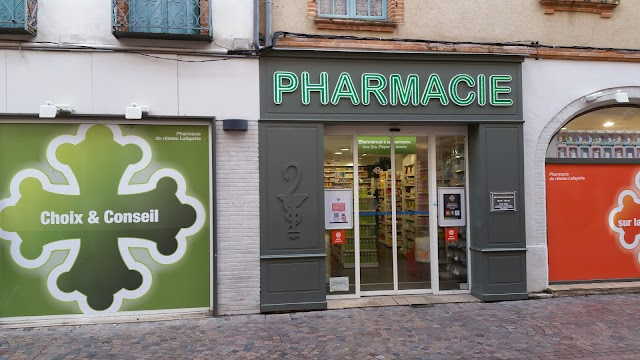 Pharmacie Lafayette Peyre Jooris Muel-Jonqueres