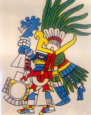 Mexitli, Gods And Goddesses 6