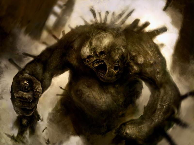 Agony Of Satanic Incubus, Evil Creatures