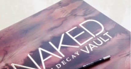 Win : Urban Decay Naked Vault | Lily Melrose | Bloglovin