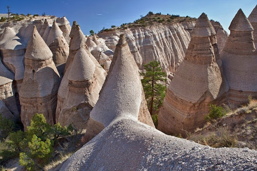 Kasha-Katuwe Tent Rocks | Amusing Planet