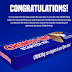 HURRY! Free Nestle Crunch Barm Bag of Crunch and Decal