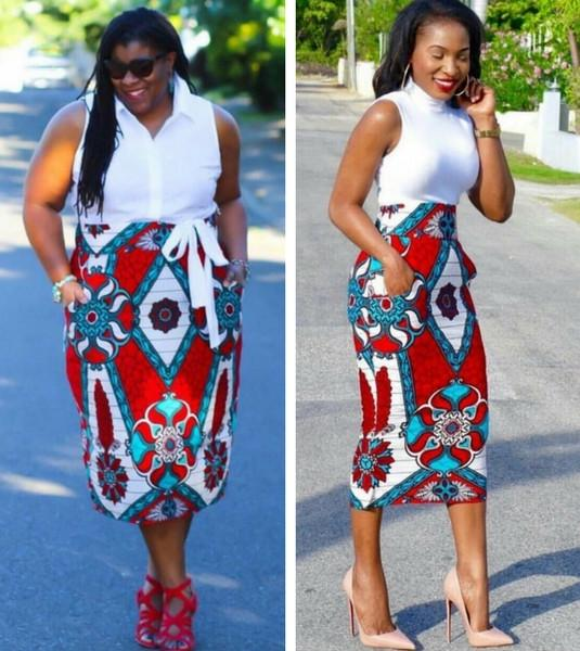 AFRICAN PRINT DRESSES AND STYLES WILL SLANT IN 2019 4