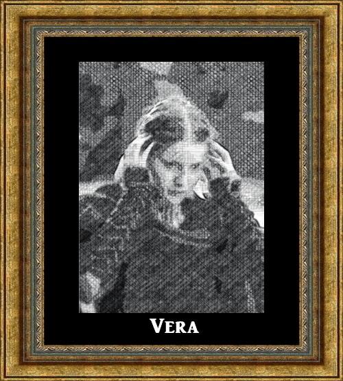 Personaje de Jugador: Vera Vera