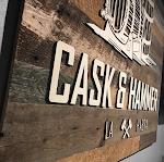 Logo for Cask & Hammer