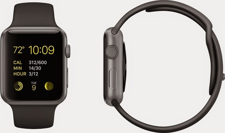 Apple Watch Sport_black