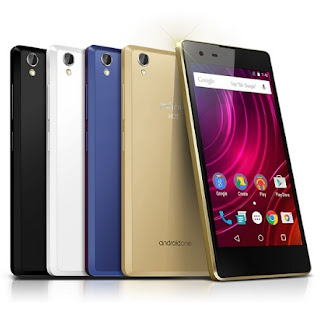 Infinix Android One X510 Hot 2 Android Ponsel