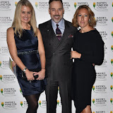 OIC - ENTSIMAGES.COM - Andrea Jarvis-Hamilton, David Furnish and Alisa Swidler at the  Mayors Fund Halcyon Gallery London 24th November 2015Photo Mobis Photos/OIC 0203 174 1069