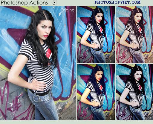 Bộ Action Blend chỉnh màu tự động đẹp- http://quyet223.blogspot.com/