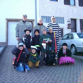 06.03.2011 G-Jugend: Faschingsumzug