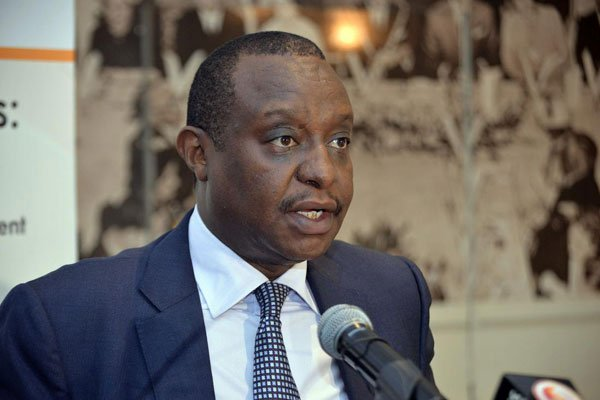 CS Henry Rotich arrested by DCI. PHOTO | NMG