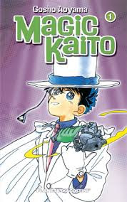 Siêu Trộm Kid - Magic Kaito poster