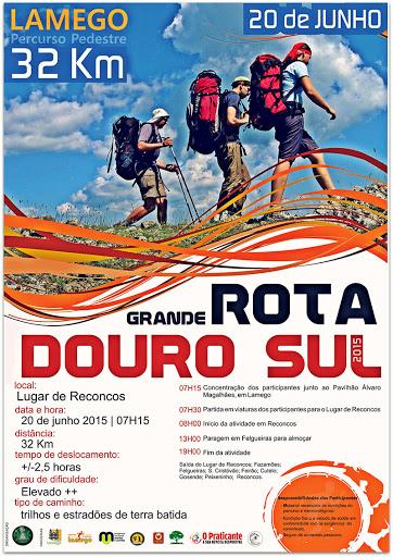 Programa - Grande Rota Douro-Sul - Lamego - 20 de Junho de 2015