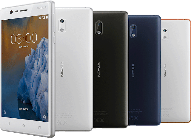 Nokia 3 - Price And Specifications In Nigeria