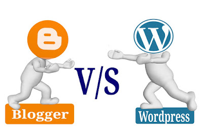 Comparison of the Blogger Platform with Wordpress