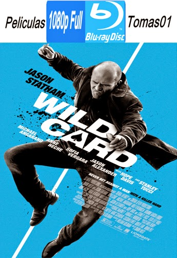 Wild Card (Heat) (2015) BRRipFull 1080p