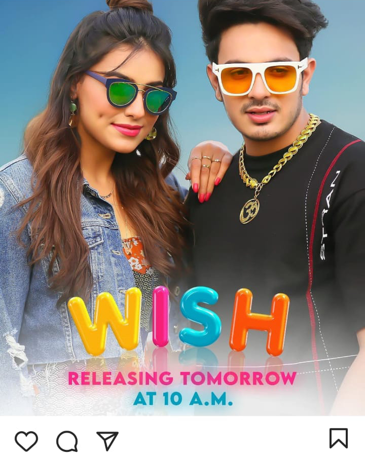 """""""Wish"""" - New Song Featuring Diler Singh Kharakiya And Ginni Kapoor Out Now"""