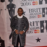 OIC - ENTSIMAGES.COM - Reggie Yates at the  The BRIT Awards 2016 (BRITs) in London 24th February 2016.  Raymond Weil's  Official Watch and  Timing Partner for the BRIT Awards. Photo Mobis Photos/OIC 0203 174 1069