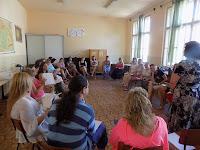 A reeducatio csoportba Rózsa Mónika és Gruber Andrea szakelőadókat várják.JPG