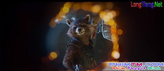 Guardians of the Galaxy Vol. 2 tung teaser đậm chất hài hước - Ảnh 2.