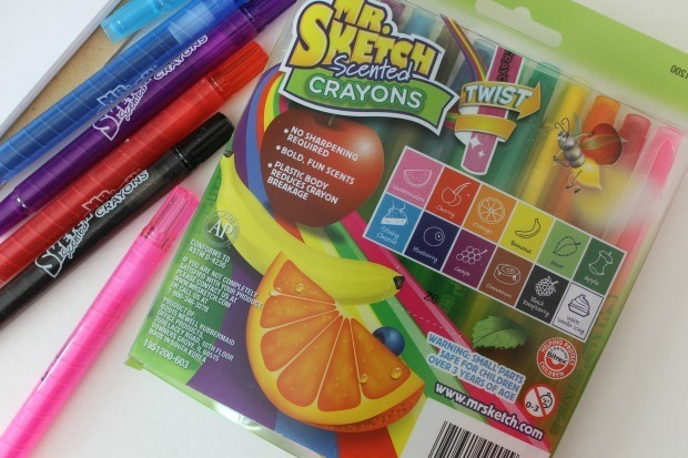 Scented Crayons