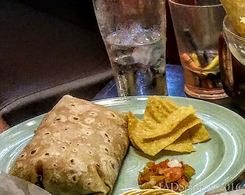 •Burrito for Daniz – large freshly rolled flour tortilla stuffed with Mexican rice, cheese, pico de gallo, refried pinto beans and steak (also available are shredded beef, chicken or shrimp)