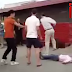 News: Woman Gets #Knocked Out By Men Who Beats Up Her Boyfriend (Video)