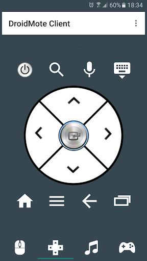 DroidMote Client ss3