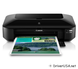 download Canon PIXMA iX6770 Inkjet printer's driver