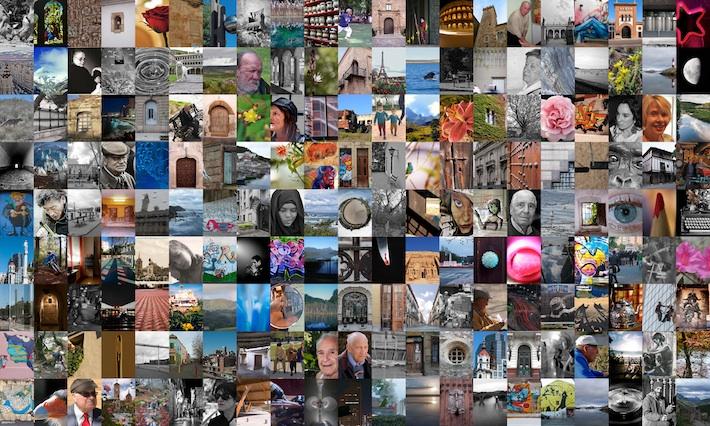 recopilación de imagenes publicadas en fotos del mes de Distancia Focal durante el año 2012