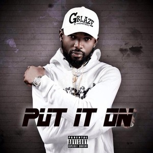 Cover Art for song PUT IT ON