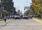 Cicletada 5 de abril en Maipú, 2014-05-01
