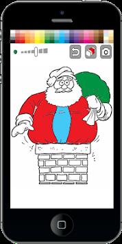 Download Santa Claus Mewarnai Halaman Dengan Jenniestudio Apk Latest