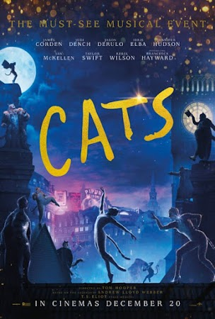 Poster Of Cats In Hindi Dubbed 300MB Compressed Small Size Pc Movie Free Download Only At worldfree4u.com