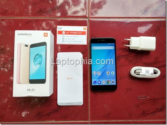 Paket Pembelian Xiaomi Mi A1