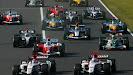 Start of 2004 Japanese F1 GP