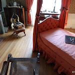 Maison Jean Cocteau : chambre