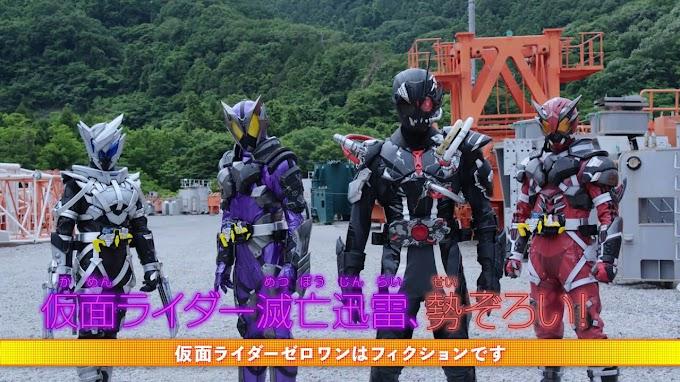 Spoiler Kamen Rider Zero-One Episode 37