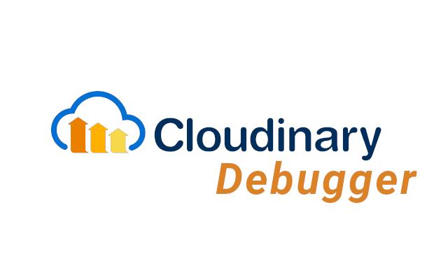 Cloudinary Debugger
