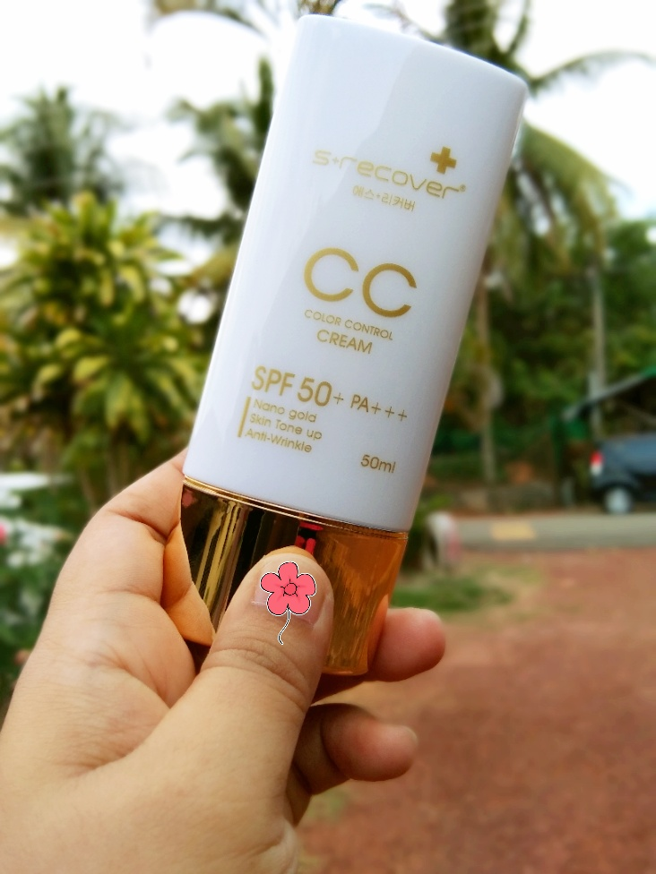Makeup Simple Natural Dengan Hansaegee Nature Gold Nano CC Cream SPF 50+