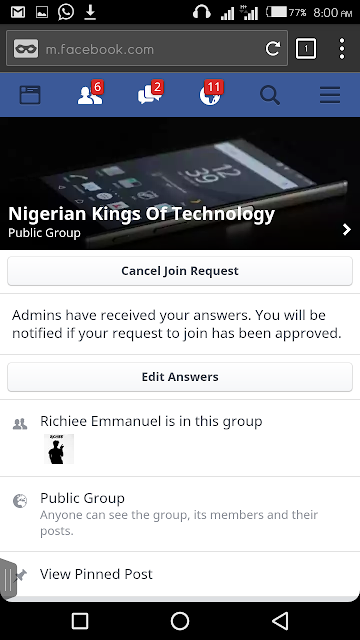 Facebook Now Lets Group Admins Set Interview Questions For Prospective Members 4