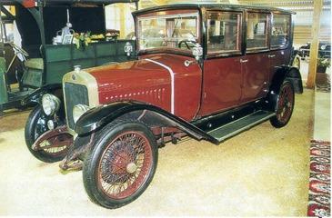 Delage DE 1921
