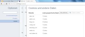 Bing Cookies