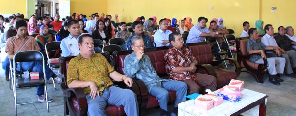 Acara Syukuran dan Sosialisasi Hasil Akreditasi
