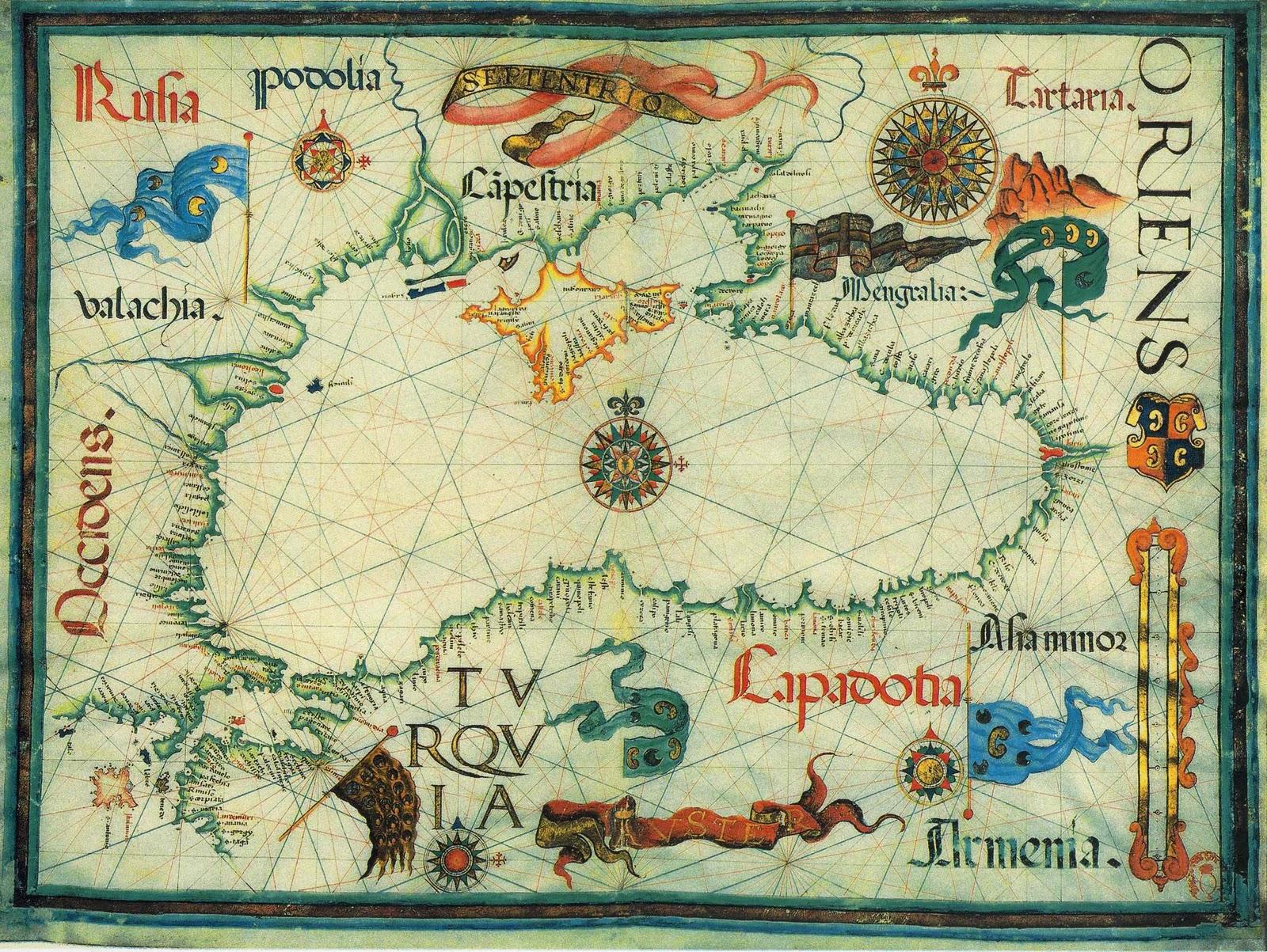 Stare geografske mape i karte - Page 2 Ancient-map-2