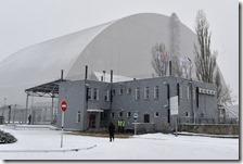 Nuovo sarcofago a Chernobyl