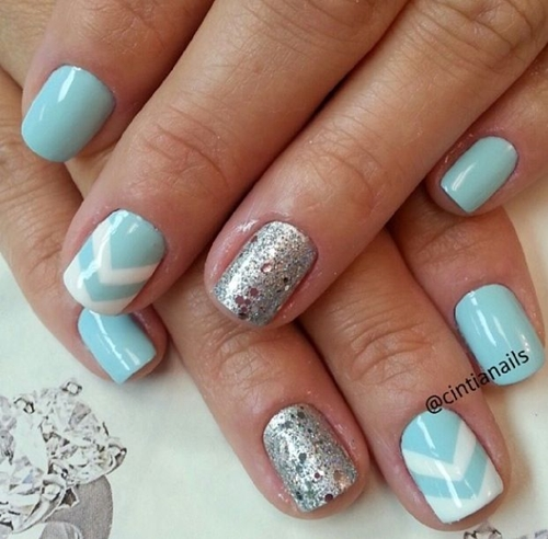 15 pretty beautiful and classic nail designs fashionte your nails gorgeous and special in any occasion for teen women youll be able to elect some pretty animal prints to point out off your young aptitude prinsesfo Images