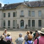 Château du haut : entrée principale