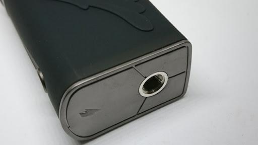 DSC 1384 thumb%25255B4%25255D - 【MOD】「CigGo Paraxis Vapor Tattoo 75 TC BOX MOD」レビュー。ドットLEDとシングル18650で使いやすい小型MOD。VAPEレベルを磨け!【温度管理TC-VW対応-電子タバコ】