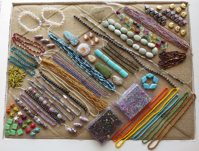 Beads and Babble Beading Kit Giveaway Pack